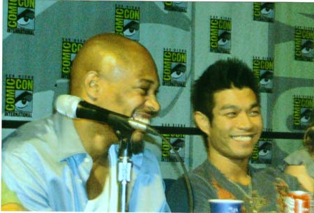 San Diego ComicCon Blade Panel Photo
